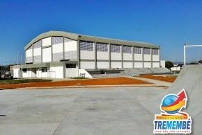 Quadra Coberta no Jardim dos Eucaliptos será inaugurada nesta sexta-feira, 01