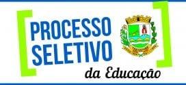 Sexto Edital de Convocação de chamadas aos aprovados no Processo Seletivo Nº 001/2016 para Professor I, Professor II e Auxiliar de Desenvolvimento Infantil (substituição, temporário e excepcional)