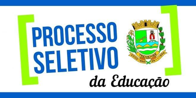 Décimo Terceiro Edital de convocação dos aprovados no Processo Seletivo para Professor I, Auxiliar de Desenvolvimento Infantil e Merendeiro