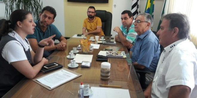 Prefeitura de Tremembé e Polícia Militar se reúnem para discutir melhorias na segurança pública