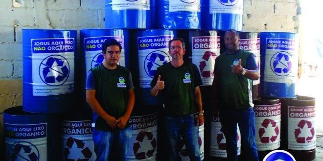 Coleta consciente de lixo no Carnaval de Tremembé 2017