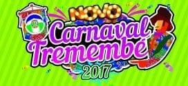 Programação oficial do melhor carnaval família do Vale