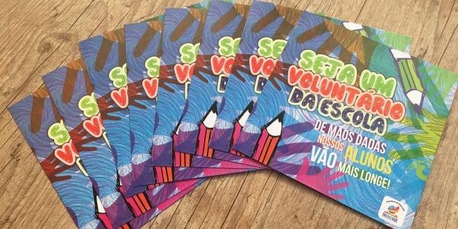 Seja um voluntário nas escolas de Tremembé