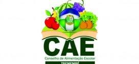 Ata de Reunião do Conselho de Alimentação Escolar do Municipío de Tremembé