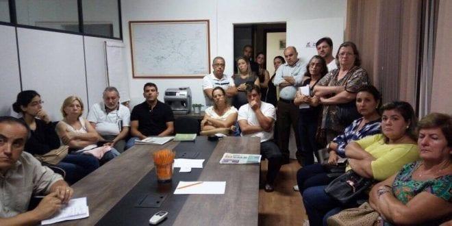 """Prefeitura e tendeiros definem Comissão do Festival Gastronômico e Cultural """"Festa do Arroz"""""""