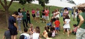 Plantio de 75 mudas frutíferas  no Residencial Campos do Conde I