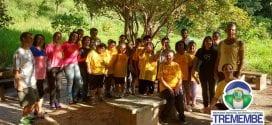 """Prefeitura inaugura """"Hortas Comunitárias"""" no CEEP e Centro de Convivência Amélia Ozanam"""