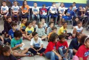 Novo Mais Educação inicia atividades de 2017 atendendo mais de 1700 alunos da Rede Municipal