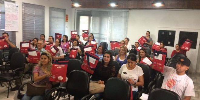 Colgate Palmolive realizou curso para Agentes Comunitários de Saúde