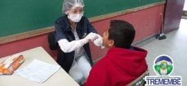 Tremembé realiza triagem para tratamento odontológico gratuito em alunos do Maracaibo