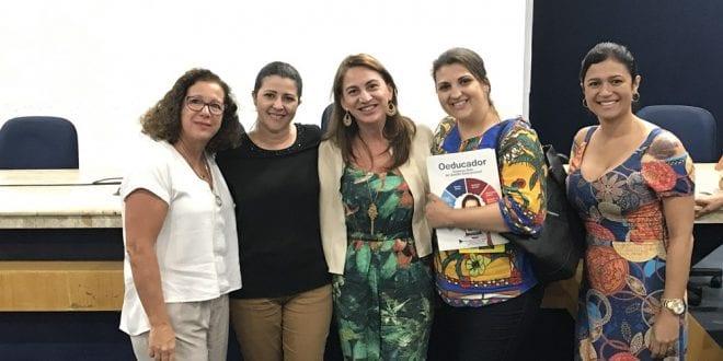 Prefeitura Municipal de Tremembé, por meio da Secretaria de Educação, participa do III Seminário sobre a Experiência Educacional de Sobral-CE e conhece a melhor escola pública do Brasil