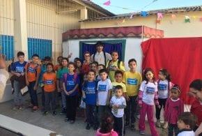 Parceria entre Meio Ambiente e Educação traz benefícios para as escolas de Tremembé