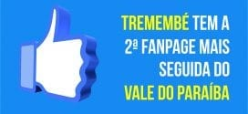 Tremembé tem a 2ª fanpage mais seguida do Vale do Paraíba