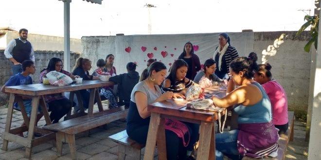 ESF Guedes realiza evento gratuito para gestantes