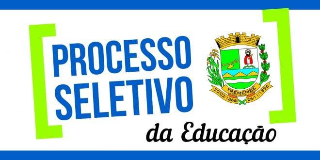 Décimo Sexto Edital de convocação dos aprovados no Processo Seletivo para Professor I, Professor II, Interprete de Libras, Inspetor de Alunos,  Auxiliar de Desenvolvimento Infantil e Merendeiro