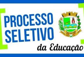 Décimo Oitavo Edital de convocação dos aprovados no Processo Seletivo para Professor I, Professor II, Auxiliar de Desenvolvimento Infantil e Merendeiro