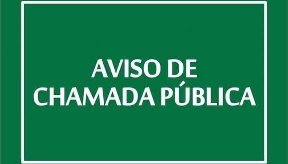 Chamada pública para credenciamento de instituições financeiras e pátios para remoção e/ou guarda de veículos