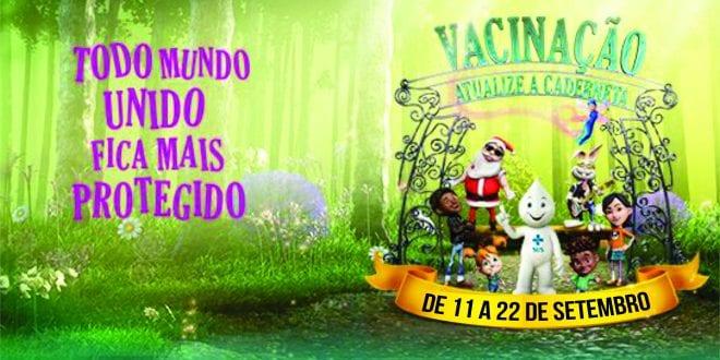 Tremembé realiza Campanha Nacional de Multivacinação
