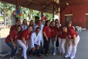 Secretaria de Saúde de Tremembé realiza campanha do coração
