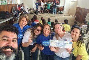 """Rede Municipal comemora 4 anos do Programa """"Tremembé tem Mais Educação"""""""