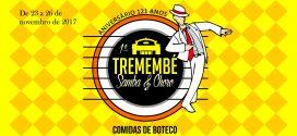 Programação Oficial do 1º Tremembé Samba e Choro – Comidas de Boteco