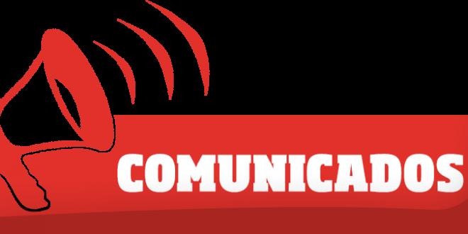 Comunicado – COMUS