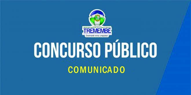 Concurso Público: Provas alteradas para o dia 21 de Janeiro
