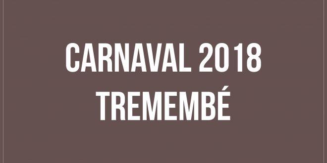 Nota: Carnaval 2018
