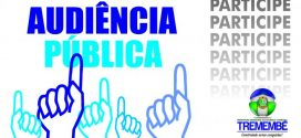 Audiência Pública: Apresentação do Plano Diretor de Turismo Municipal