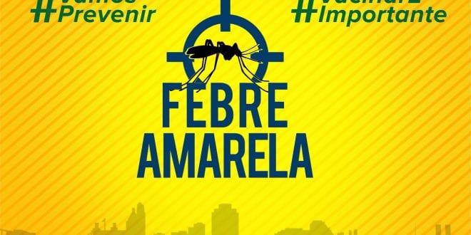 Tremembé oficializa prorrogação da campanha contra a febre amarela até dia 16