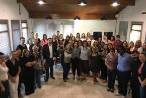 Rede municipal recebe formação especializada para (re)elaboração da matriz curricular com base nos princípios da educação integral