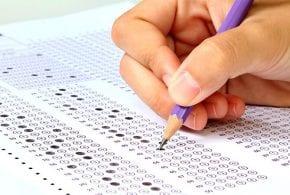 Prova e gabarito do processo seletivo para Assistente de Alfabetização