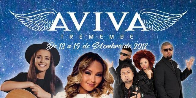 Aviva Tremembé 2018 começa dia 13/09