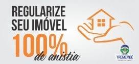 Regularize sua edificação com anistia de 100% nas multas