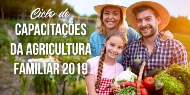 Ciclo de Capacitações da Agricultura Familiar
