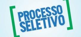 Processo seletivo nº 002-2019