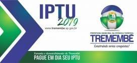 Prefeitura de Tremembé inicia entrega dos carnês do IPTU 2019