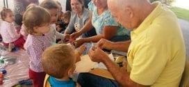 """Tremembé realiza projeto """"Crianças de hoje aprendem com crianças de ontem"""""""