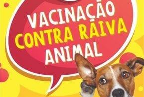 Vacinação contra raiva animal em Tremembé