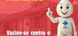 """""""Dia D"""" contra o Sarampo acontece neste sábado (19) em Tremembé"""